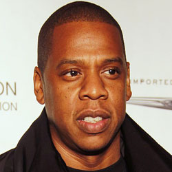 Jay-Z Headshot